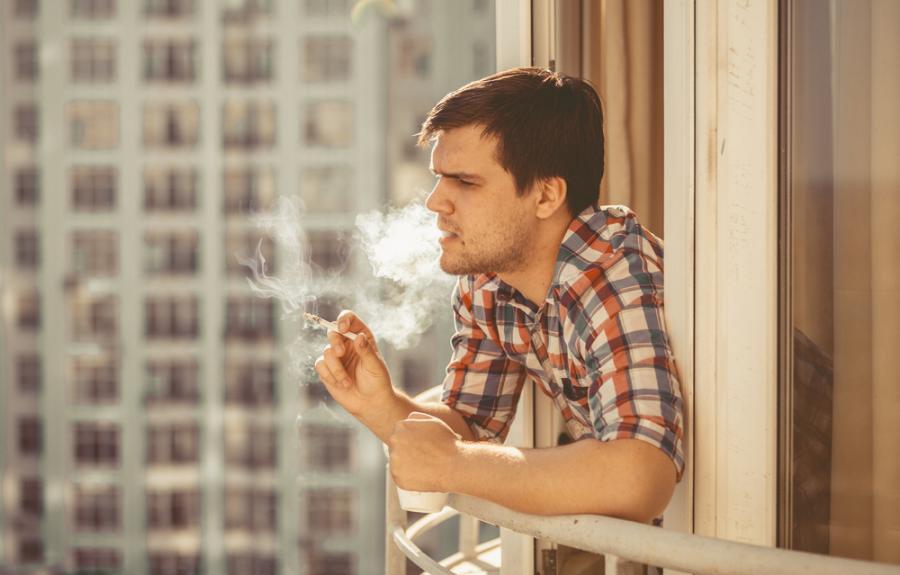palenie, papierosy, palacz