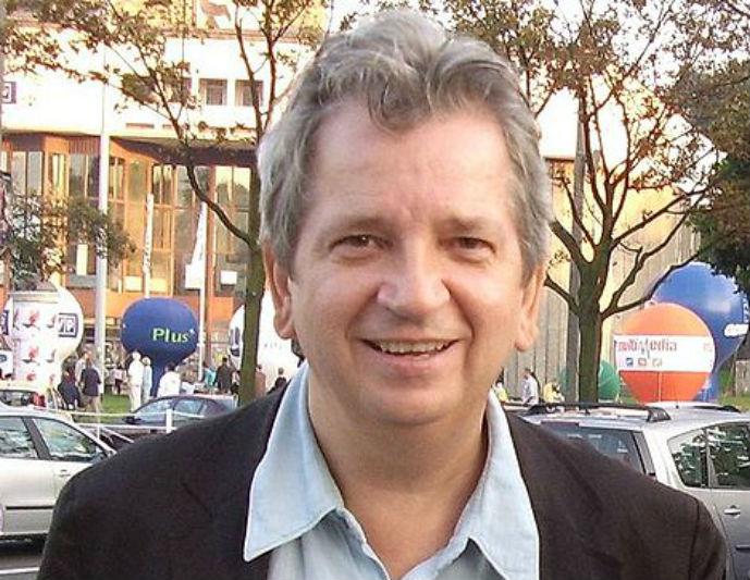 Juliusz Machulski, fot. Sławek / Wikimedia