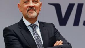 Mark Antipof, dyrektor zarządzający obszarem sprzedaży i marketingu w Visa Europe