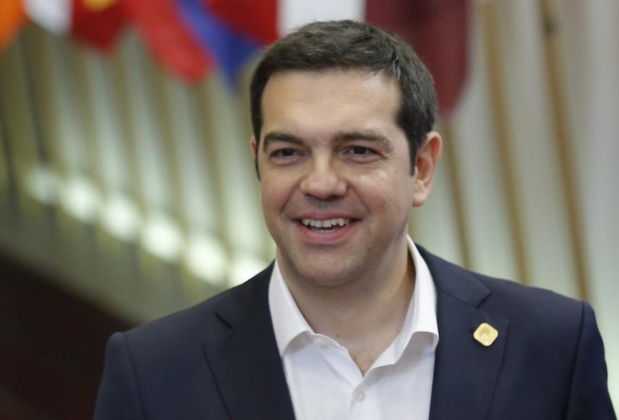 Alexis Tsipras, EPA/JULIEN WARNAND Dostawca: PAP/EPA