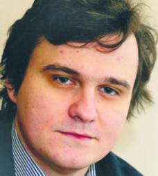 Dr Dawid Sześciło, adiunkt w Zakładzie Nauki Administracji na Wydziale Prawa i Administracji UW
