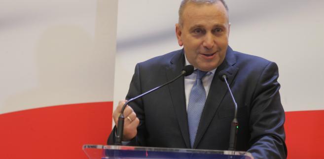 Grzegorz Schetyna PO