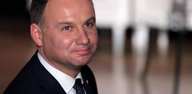 Andrzej Duda w Katowicach