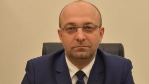 Łukasz Piebiak, sędzia Sądu Rejonowego dla miasta stołecznego Warszawy, od 2015 r. podsekretarz stanu w Ministerstwie Sprawiedliwości / fot. MS