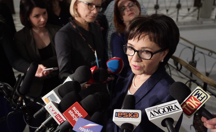 Elżbieta Witek, Fot . Slawomir Kaminski / Agencja Gazeta