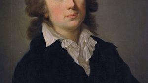 Portret Jana Nepomucena hrabiego Potockiego ze zbiorów Zamku Królewskiego w Warszawie