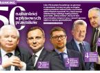 Ranking DGP: 50 najbardziej wpływowych prawników. Na czele Kaczyński, Duda, Łączewski