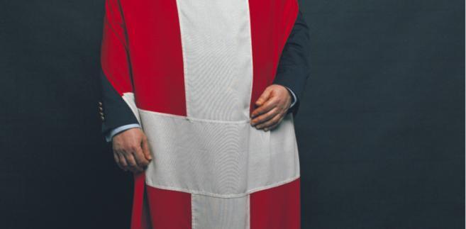 Przemysław Hauser. Fot. Maksymilian Rigamonti