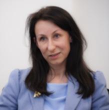 Honorata Łopianowska dyrektor departamentu reformy administracji skarbowej w MF