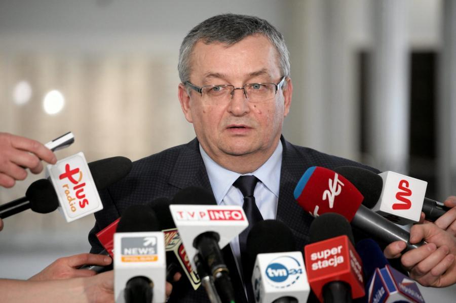 Minister infrastruktury Andrzej Adamczyk, fot . Sławomir Kamiński / Agencja Gazeta