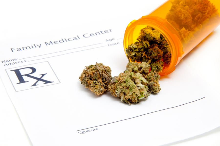 Medyczna marihuana