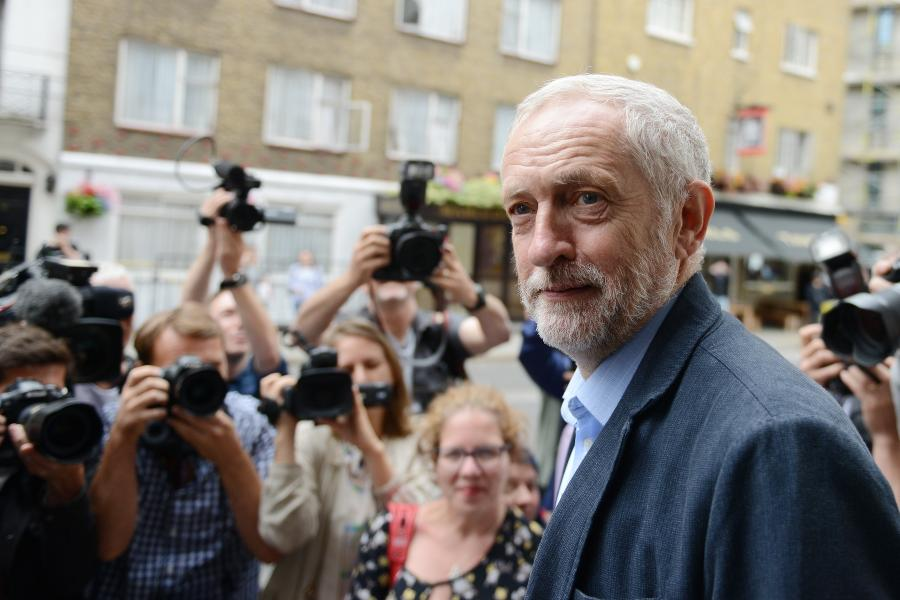 Liderem laburzystów prawdopodobnie pozostanie socjalista Jeremy Corbyn