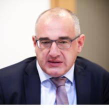 Michał Ostrowski dyrektor departamentu ds. przestępczości gospodarczej Prokuratury Krajowej