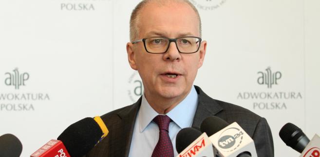 Jacek Trela prezes NRA
