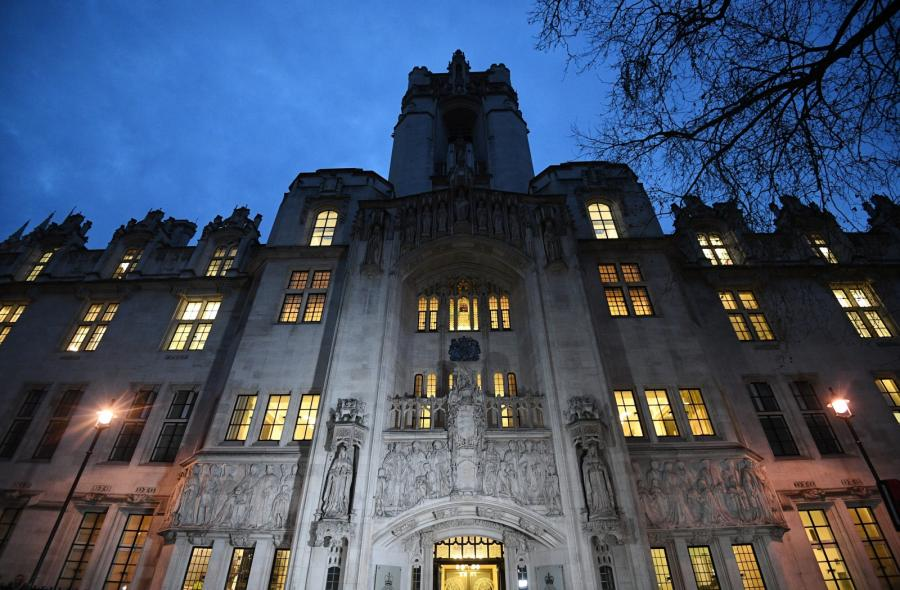 Sąd Najwyższy w Londynie