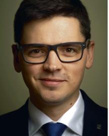 Bartosz Pilitowski socjolog, założyciel Fundacji Court Watch Polska prowadzącej największy na świecie program obserwacji rozpraw sądowych