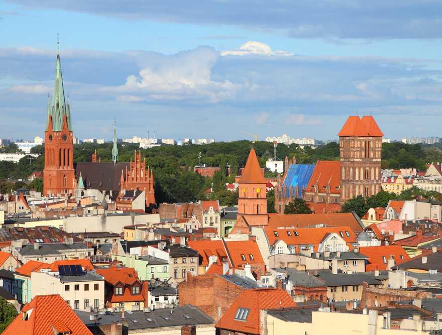 Toruń Fot. Shutterstock