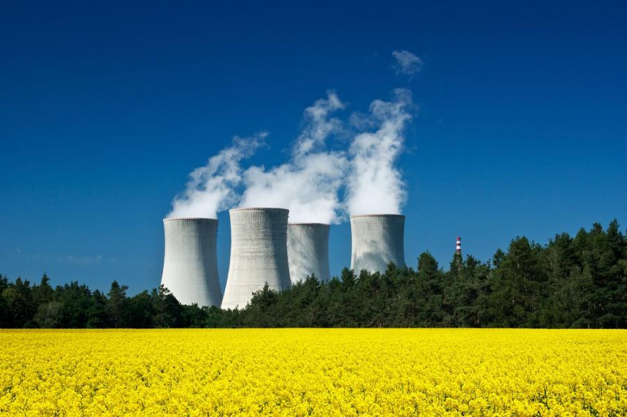 elektrownia jądrowa