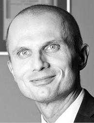 Sławomir Paruch radca prawny, partner w kancelarii Raczkowski Paruch