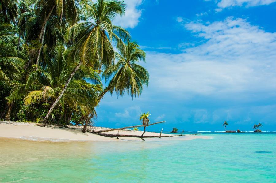 fot. plaża Panama