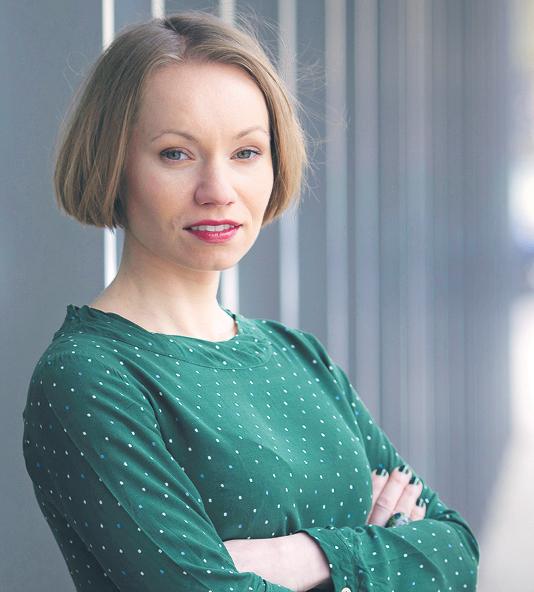 Dr Karolina Tetłak adiunkt w Katedrze Prawa Finansowego na Wydziale Prawa i Administracji Uniwersytetu Warszawskiego