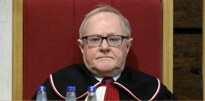 Prof. Stanislaw Biernat - Wiceprezes Trybunalu Konstytucyjnego