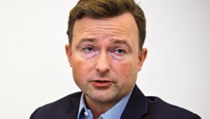 Maciej Nowohoński, członek zarządu ds. finansów Orange Polska