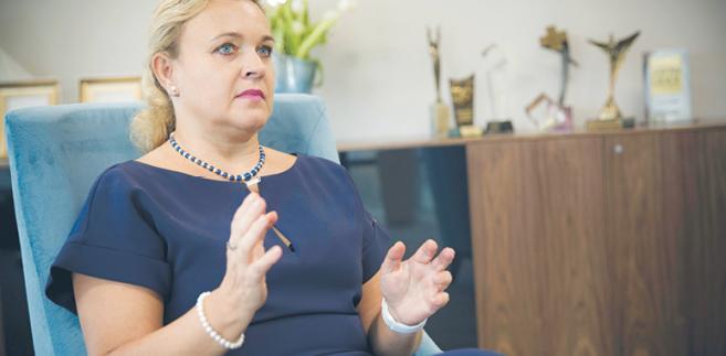 Anna Rulkiewicz, wiceprzewodnicząca Rady Pracodawców RP, prezes zarządu Lux Med Sp. z o.o.