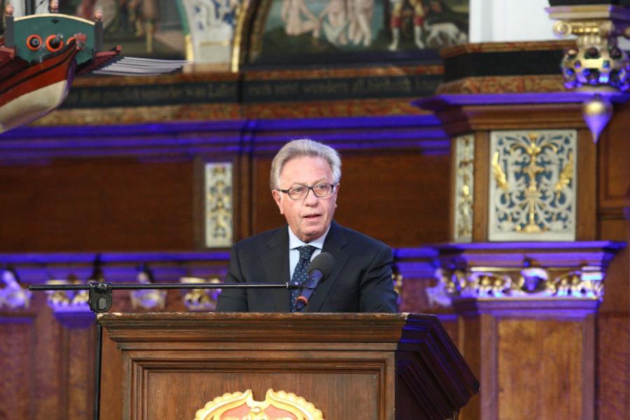Gianni Buquicchio Komisja Wenecka