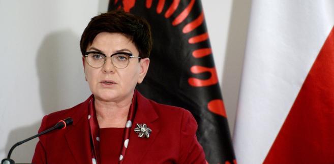 Beata Szydło na czele rządu stała od zaprzysiężenia przez prezydenta Andrzeja Dudę 16 listopada 2015 roku