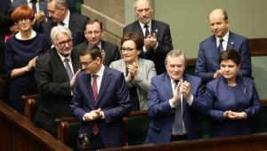 Rzeczpospolita bezpiecznych rodzin, budząca podziw i uznanie u innych, sprawiedliwie dzieląca owoce rozwoju – o takiej Polsce mówił Mateusz Morawiecki