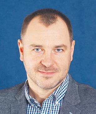 Dr hab. Rafał Dowgier z Katedry Prawa Podatkowego Uniwersytetu w Białymstoku