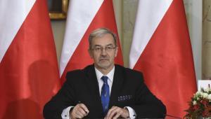 Zaprzysiężony na stanowisko inwestycji i rozwoju Joachim Brudziński