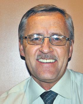 Prof. Lucjusz Jakubowski, genetyk, profesor z Zakładu Genetyki Instytutu Centrum Zdrowia Matki Polki