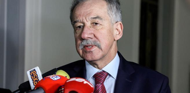 Wojciech Hermeliński, szef Państwowej Komisji Wyborczej