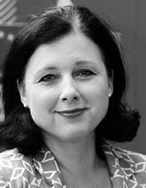 Vera Jourová, eurokomisarz sprawiedliwości, spraw konsumenckich i równości płci
