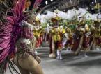 Karnawał w Rio przełożony