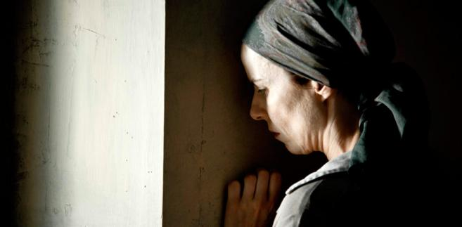 Agata Kulesza, Róża, film