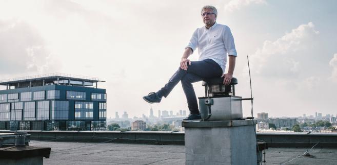 Jacek Wojciechowicz Fot. Maksymilian Rigamonti