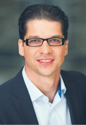 Daivis Virbickas, prezes LitGridu, litewskiego operatora sieci elektroenergetycznych