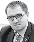 Dr Andrzej Pogłódek konstytucjonalista z Wydziału Prawa i Administracji UKSW w Warszawie
