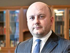 Mariusz Białecki, prezes Krajowej Rady Notarialnej