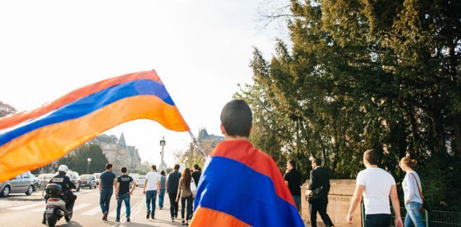 Protesty w Armenii trwają od początku tygodnia