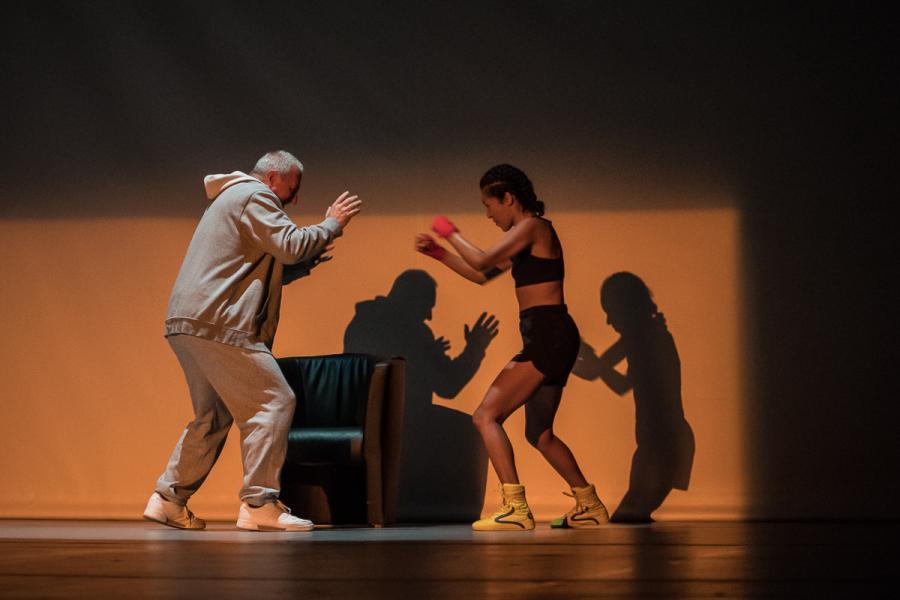 """""""Pani Furia"""" we Wrocławskim Teatrze Współczesnym, fot. BTWphotographersMaziarzRajter"""