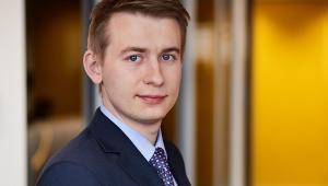 Michal Trociuk, ekspert w kancelarii PwC Legal
