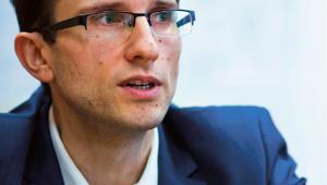 Przemysław Krawczyk, dyrektor departamentu nadzoru nad kontrolami w Ministerstwie Finansów