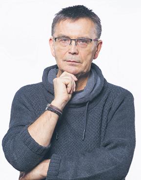 Krzysztof Baszczyński, wiceprezes Zarządu Głównego Związku Nauczycielstwa Polskiego