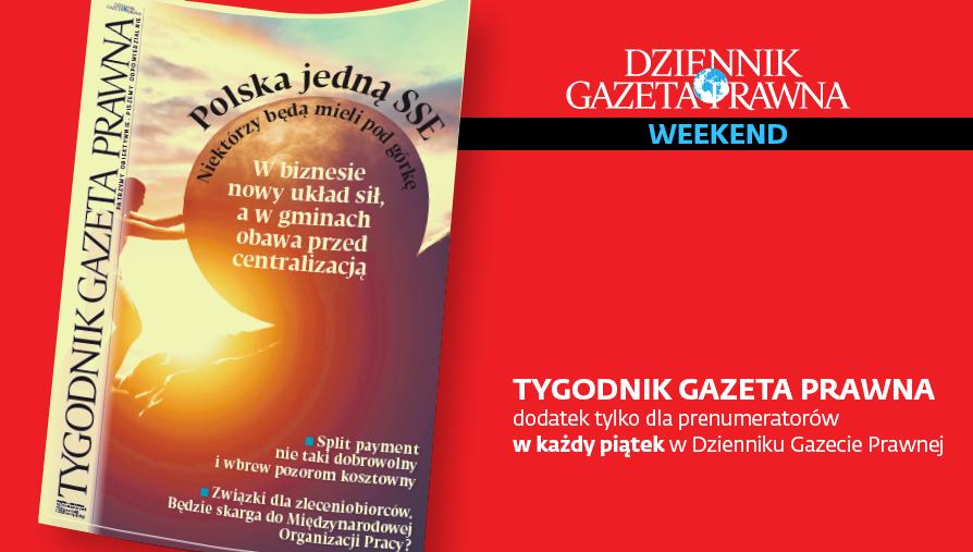 TYGODNIK GAZETA PRAWNA 15.06.18