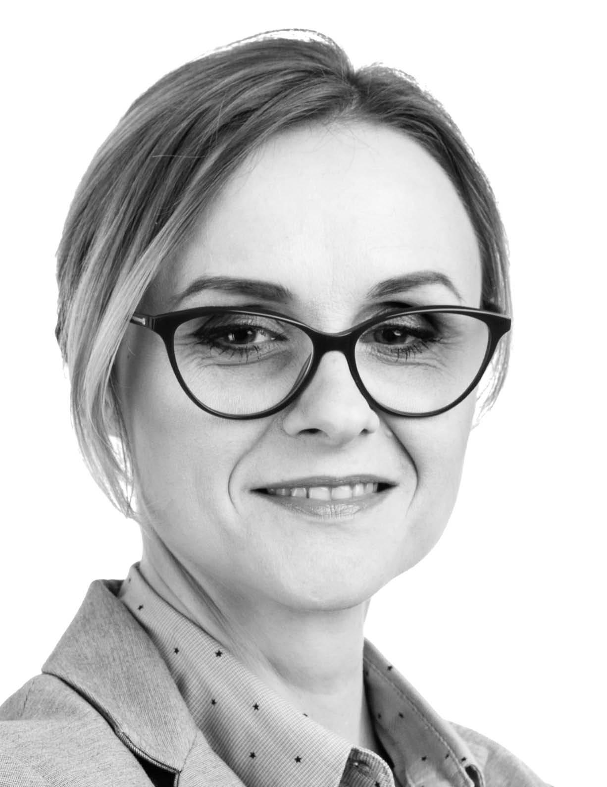 Izabela Kasperkowiak biegły rewident, 8Tax Doradztwo Podatkowe sp. z o.o.