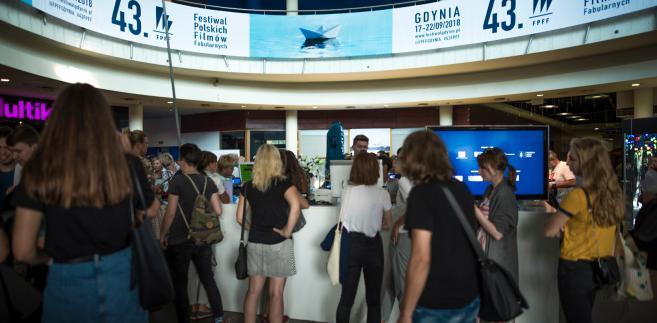 Festiwal Polskich Filmow Fabularnych w Gdyni